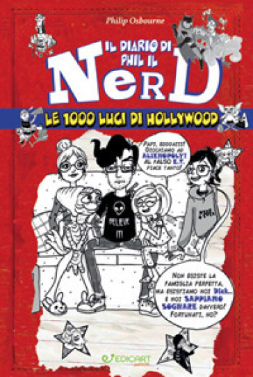 Le 1000 luci di Hollywood. Il diario di Phil il nerd