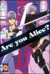 Are you Alice? Variant. Velvet collection. 3.