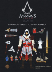 Assassin s creed graphics. L universo descritto in infografica