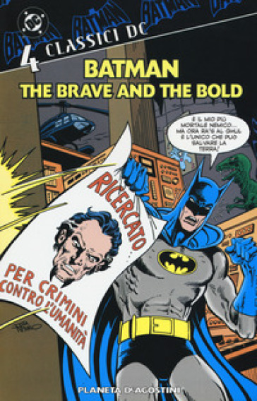 Batman. The brave and the bold. Classici DC. 4.