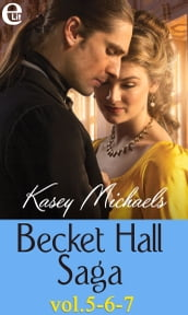 Becket Hall Saga vol. 5-6-7 (eLit)