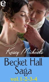 Becket Hall Saga vol.1-2-3-4 (eLit)