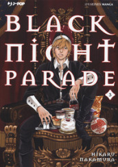 Black night parade. 3.