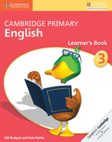 Cambridge Primary English. Learner's Book Stage 3