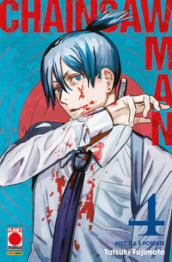 Chainsaw Man. 4: Pistola è potente