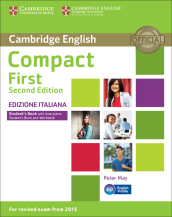 Compact first. Student s book. Without answers. Per le Scuole superiori. Con e-book. Con espansione online