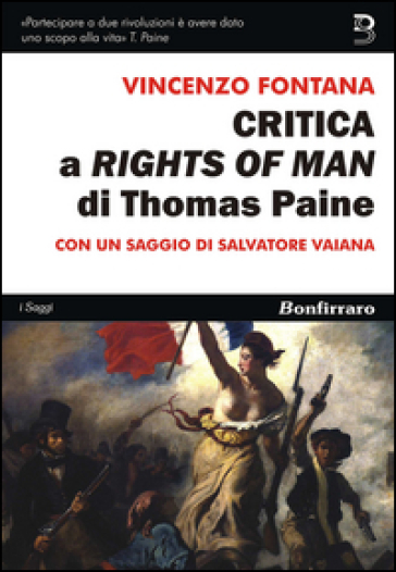 Critica a «Rights of man» di Thomas Paine