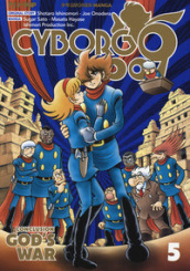 Cyborg 009. Conclusion. God s war. 5.