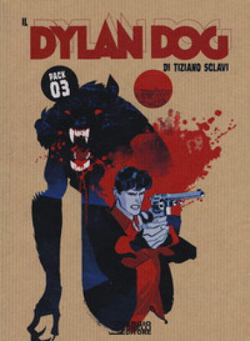Dylan Dog. Pack. 3.