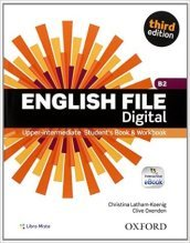 English file digital. Upper intermediate plus. Entry checker-Student s book-Workbook. With key. Con e-book. Con espansione online. Per le Scuole superiori