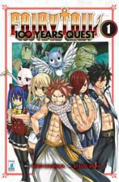 Fairy Tail: 100 years quest. 1.