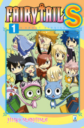 Fairy tail S. 9 short stories. 1.