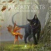 Fantasy cats. Calendario 2019