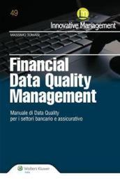 Financial data quality management