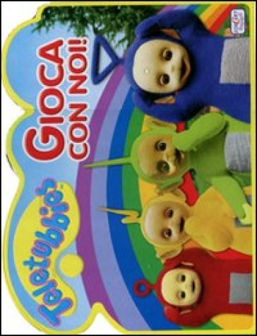Gioca con noi! Teletubbies (5 vol.)