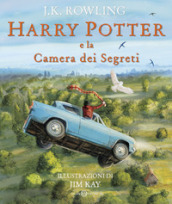 Harry Potter e la camera dei segreti. Ediz. a colori. 2.