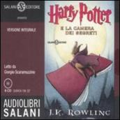 Harry Potter e la camera dei segreti letto da Giorgio Scaramuzzino. Audiolibro. 8 CD Audio. Ediz. integrale. 2.