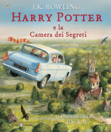 Harry Potter e la camera dei segreti. Ediz. illustrata