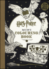 Harry Potter mini colouring book