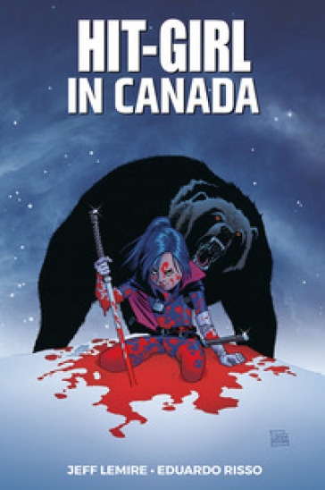 Hit girl in Canada