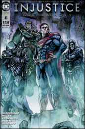 Injustice. Gods among us. 41.