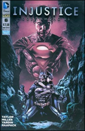 Injustice. Gods among us. 6.