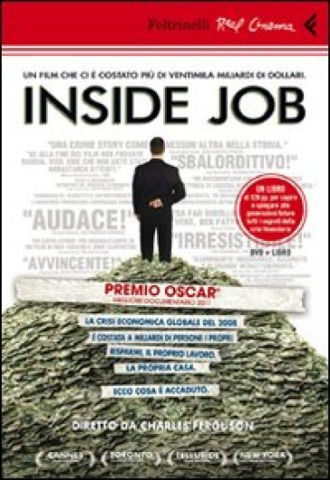 Inside job. DVD. Con libro