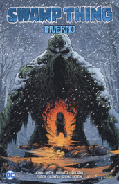 Inverno. Swamp Thing
