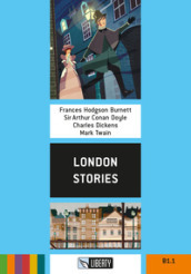 London stories. Con File audio per il download