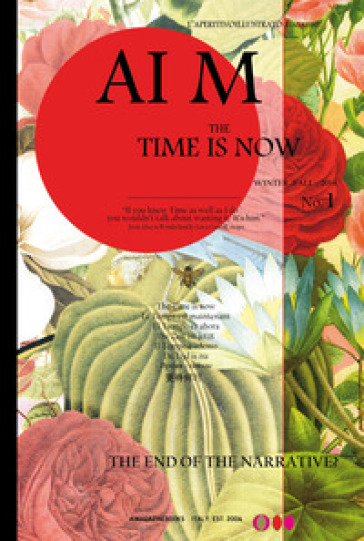 AI M. The cult (2019). 1: The time is now. L'aperitivo illustrato. Ediz. inglese
