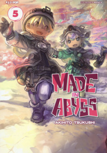 Made in abyss. 5.