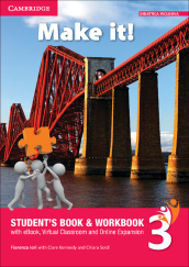 Make it! Student s book-Workbook-Companion book. Per la Scuola media. Con e-book. Con espansione online. 3.