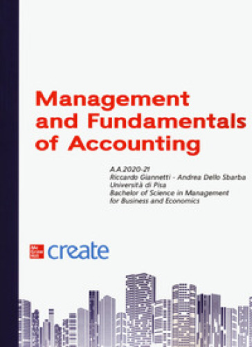 Management and fundamentals of accounting