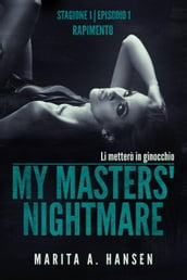 My Masters  Nightmare Stagione 1, Episodio 1