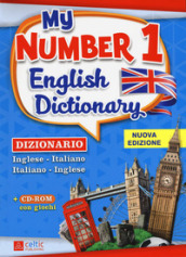 My number 1 English dictionary. Dizionario inglese-italiano, italiano-inglese. Con CD-ROM