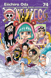 One piece. New edition. 74.