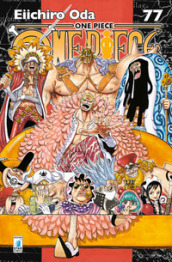 One piece. New edition. 77.