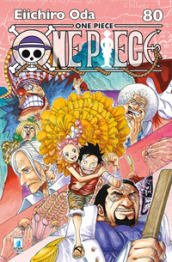 One piece. New edition. 80.