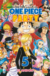 One piece party. 5.