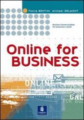Online for business. Pack unico. Student s book. Per le Scuole superiori