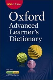 Oxford advanced learner dictionary. Con DVD