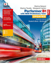 Performer B1. Updated with new preliminary tutor. Con espansione online. Con Libro: Fast track. 2.