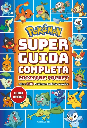 Pokémon. Super guida completa pocket