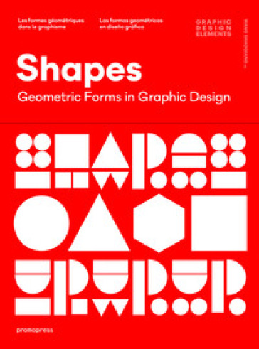 Shapes. Geometric figures in graphic design