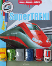 Supertreni. Ediz. illustrata