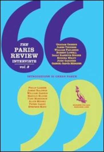 The Paris Review. Interviste. 2.