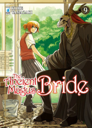 The ancient magus bride. 9.