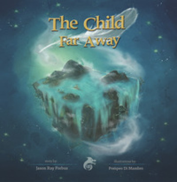 The child far away