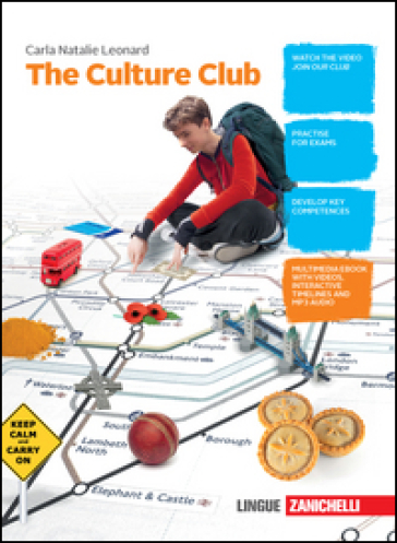 The culture club. Student's book. Per la Scuola media. Con e-book. Con espansione online