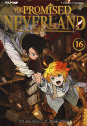 The promised Neverland. 16.
